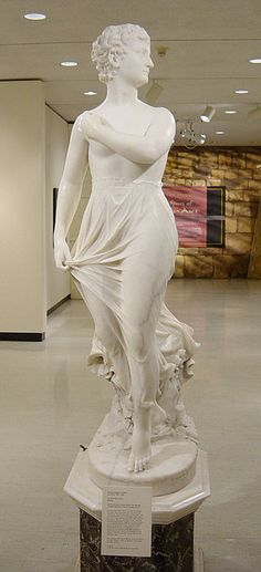 TheWestWindByGould - Marble sculpture - Wikipedia, the free encyclopedia