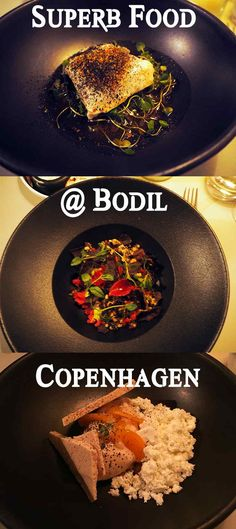 Superb food @ Bodil, Copenhagen, Denmark – WhodoIdo: Outstanding food is offered at this cosy and informal restaurant. Watch the chefs work their magic from the open kitchen. Expect delicious food, excellent service at an amazing price.
