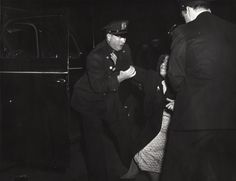 Weegee made the murders and violent crime of post-Prohibition New York City his thing. Warning: Photos of dead bodies.