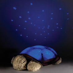 The Constellation Projecting Turtle Night Light - Hammacher Schlemmer
