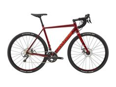 Cannondale CAADX Tiagra 2018, red/black - Crossrad