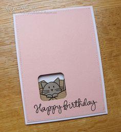 Birthday Kitty by Lucy Abrams, via Flickr