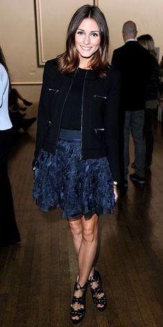 Skirt – Diane von Furstenberg, Shoes – Charlotte Olympia, Bracelet – House of Lavande 1960′s, Jacket – Frank Tell (2010)