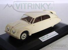 Model od firmy FALM, resinový model 1:43, TATRA 77 r.1934
