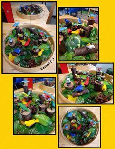 "Bird small world play from Rachel ("",)"