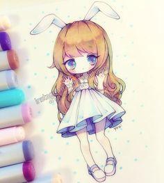 Yoaihime art #anime #animegirl#Yoaihime