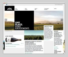 25 New Professional Web Designs | From up North
