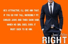 Just Released! Right by Jana Aston — Rochelle's Reviews