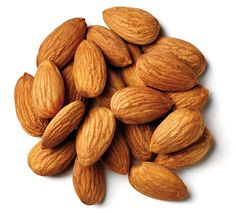 ALMONDS! For Easy, Healthy Meal Ideas Check out my blog http://www.nutri-magnets.com/easy-meals-snacks