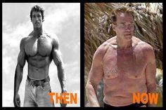 Check Arnold Schwarzenegger Then VS Now Mr Olympia Winners, Then Vs Now, Maximum Effort, Arnold Schwarzenegger, Believe, Change, Check