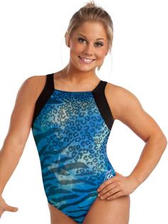 This leo was made bye Shawn Johnson this leo would be good