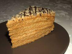 Marlenka by Apróséf Honey Cake, Food Cakes, Cake Art, Cake Designs, Oreo, Cake Recipes, Food And Drink, Favorite Recipes, Sweets