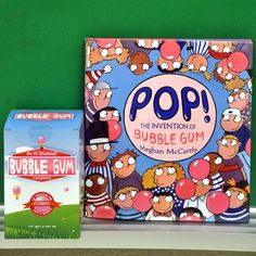Bubble Gum Letters! Very cute way to get children really motivated to do some persuasive writing.