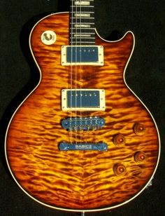 Haywire Custom Guitars starting with a Warmoth body and neck featuring: Seymour Duncan Jazz Humbuckers-SH-2, Babicz full contact bridge, Sch...