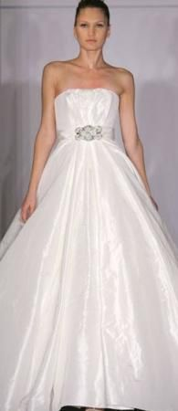 Amsale Bryne Wedding Dress  1125.00 ~ Hustle Your Bustle Plesové Šaty ba8a6cd2bf6