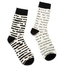 Banned Book Socks!