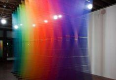 Rainbow Thread installation