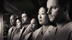 Grey's Anatomy!!My ALL Time FAV TV show. I have every season on DVD. If you haven't seen it, you MUST! It'll make you laugh, cry AND want to be a surgeon!!
