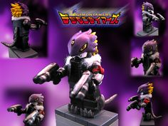 Digimon Beelzeom lego custom #Digimon #Lego #Custom #IMC https://www.flickr.com/photos/130596390@N07/