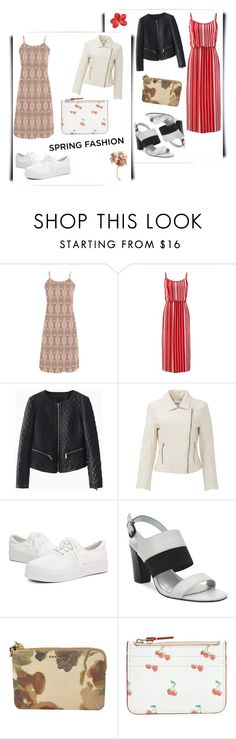"""sp 2"" by marvelialauraa on Polyvore featuring BB Dakota, Elie Tahari, Coach and Marc by Marc Jacobs"