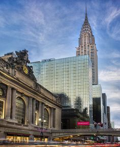 Situated in the happening Midtown district, just across from Grand Central Terminal, Grand Hyatt New York treats its guests to in-room spa services and a 24-hour fitness center.