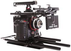 Amazon.com : Ikan ES-T01 Tilta Camera Rig (Black) : Camera & Photo