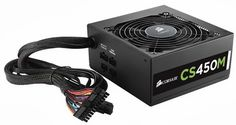 Corsair Reveals New CS Series Modular PC PSUs