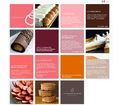 Le joli site web de La Pâtisserie des Rêves à Paris, France / The nice website of La Pâtisserie des Rêves in Paris, France http://www.lapatisseriedesreves.com/