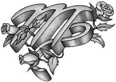 Virgo Symbol Tattoo Designs   Pics Photos - Virgo Zodiac Tattoos Tattoo Designs