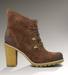 UGG Calynda 1002166 Chocolate Boots