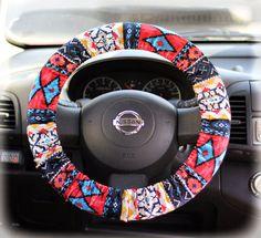 Steering wheel cover wheel car accessories Aztec by CoverWheel