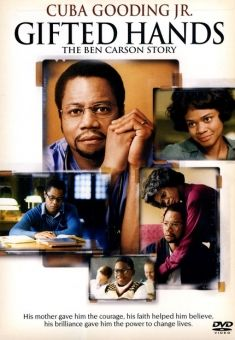 Gifted Hands: The Ben Carson Story - Christian Movie/Film on DVD with Cuba Gooding Jr. - Check out Christian Film Database for more info - http://www.christianfilmdatabase.com/review/gifted-hands-the-ben-carson-story/