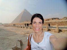 Fotografía: Sandra Rastelli - Pirámides Louvre, Building, Travel, Sphynx, Egypt, Viajes, Buildings, Destinations, Traveling