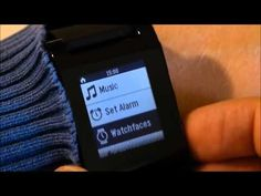 5 awesome things to do with Pebble and maybe soon Android Wear ;-)