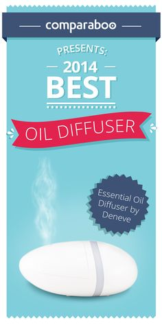 Looking for an oil diffuser? You'll find lots of choices when shopping for an oil diffuser, so we at Comparaboo have compiled an unbiased list of the 10  best oil diffusers on the market #relaxation  http://www.comparaboo.com/oil-diffusers