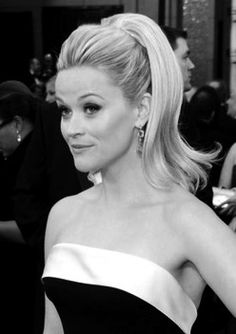 Reese Witherspoon, formal hairstyle - Long Hairstyles 2012 Hair Styles