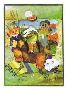 Kostadinka Izmirlieva - Infoiat si impaunat Illustrators, Fantasy, Children, Classic, Painting, Art, Young Children, Derby, Art Background