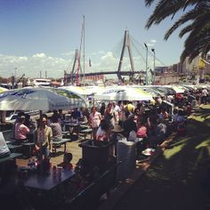 #Sydney Fish Market = good food and good times!