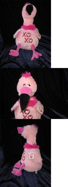 Dan Dee 158788: Dandee Dan Dee Collectors Collector S Choice Stuffed Plush Pink Flamingo Xoxo -> BUY IT NOW ONLY: $32.99 on eBay!