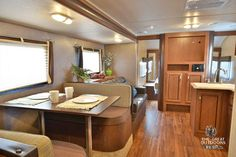http://www.replacementtraveltrailerparts.com/traveltrailersofas.php has some information on how to shop for the right sofas for a travel trailer.