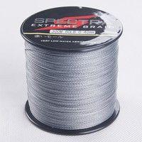 Wish | 4 weaves 300m per roll  PE Multifilament braided fishing line,6-100LB.