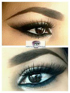 My favorite eye makeup