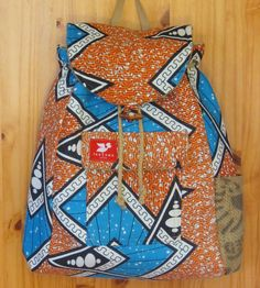 Birthday wish list Uganda Tote from Taaluma Totes