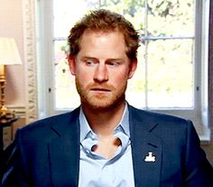 ♛ Prince Harry