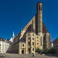 Minoritenkirche - Vienna, Austria