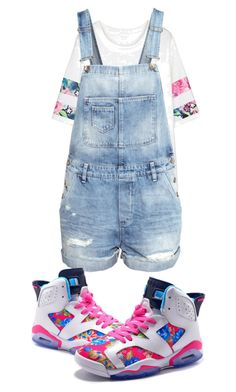 """""""by Jojo"""" by kaejaee on Polyvore featuring H&M"""