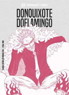 Donquixote Doflamingo
