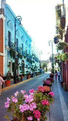 La Hermosa ciudad de Puebla #México.
