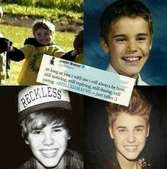 Couldn't skip this! Check out Melody Bieber's board of JB for mooore! #BELIEBER
