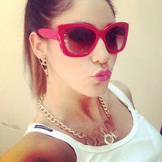 Vengadora!!! ... Wayfarer, Sunglasses Women, Ray Bans, Style, Fashion, Lenses, Swag, Moda, Fashion Styles